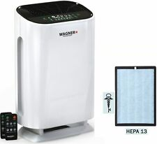 Wagner Switzerland. Grade Hepa-13 4 Layers Filter Cartridge For Air Purifiers