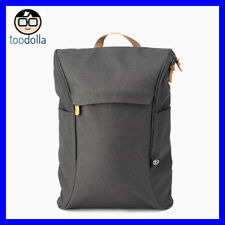 "Booq DP-BAT Daypack Backpack Carry Bag for 13-15"" Laptop/Macbook Black/Tan"