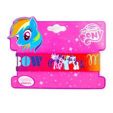 My Little Pony Rainbow Magic Bracelet Twilight Sparkle Rainbow Dash Rarity NWT