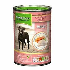 Natures Menu Chicken with Salmon Dog Can - 400g - 354152