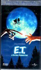 E.T. l'extra-terrestre (1982) VHS CiC Video 1a Ed.  Steven Spielberg SPECIAL ed.