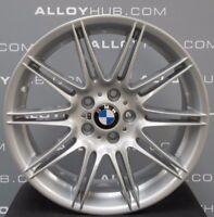 "GENUINE BMW 3 SERIES 19""INCH MV4 E92/93/90 STYLE 225M SPORT FRONT ALLOY WHEEL X1"