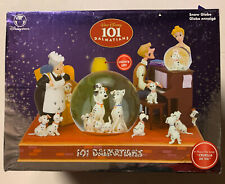 Disney Snow Globe 101 DALMATIANS Musical Cruella De Vil RARE Light Up