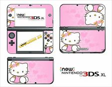 SKIN DECAL STICKER - NINTENDO NEW 3DS XL - 3DSXL REF 66 KITTY