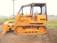 Case 850D 855D Crawler Dozer Loader Service Repair Manual & Operators Manual
