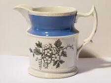 C1832 Union Lodge No. 389 Carlisle Masonic FREEMASON pottery jug #c