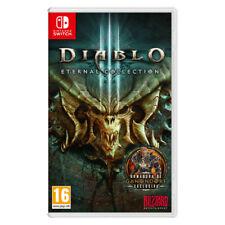 Juego Nintendo switch diablo III Eternal Collectio