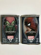 VS System TCG Marvel Knights - Web of Spiderman 2x Booster OVP