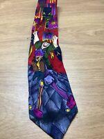 Disney Hunchback Of Notre Dame Tie Collectable Mens Novelty Quasimodo Tie Rack