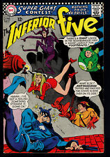 1967 DC Inferior Five #2 VG/FN