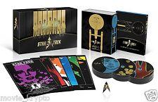 Star Trek 50th Anniversary TV & Movie Collection [Blu-ray] (Bilingual) BRAND NEW