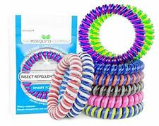 The Mosquito Company, Mosquito Band's, Set of 10 Insect Repellent Bracelet's, Do