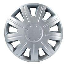 "14 Inch Wheel Trim Set Silver Set of 4 Hub Caps Covers 14"" Trims Sakura Victory"