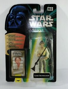 Star Wars The Power of The Force Flashback Photo - Luke Skywalker Action Figure