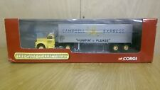 "Corgi 53502 1/50 Mack B Series Semi Container Campbell ""66"" Express Inc."