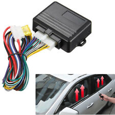 DC 12V 4 Door Car Automatic Window Close Roll Up Alarm Module Systems Safe Mode