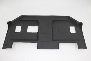 3rd Row Sure-Fit Floor Mats: 2015-2020 GMC Yukon XL / Denali XL (Bench Seats)