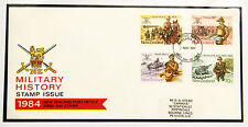 MILITARY HISTORY -  New Zealand  1984, First Day Cover, - lot K381