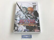 Bleach Shattered Blade - Nintendo Wii - PAL FR - Neuf Sous Blister