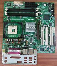 Mainboard Sony P4SD-VL Sockel PGA478 Firewire USB Sound LAN AGP PCI