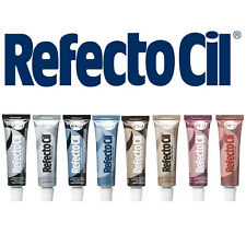 Refectocil Cream Hair Dye Professional Tint 15ml