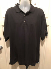 PING Men's Black Trendwest 250/250 Short Sleeve Polo Size XL *NICE* NWT's (U1)