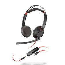 Plantronics Blackwire 5220 Stereo Usb-C Corded Usb Headset