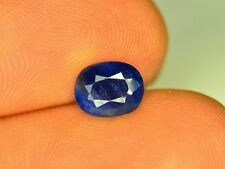 Rarest Blue Untreated Sapphire