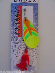 ONDEX CLASSIC SPINNER FIRE TIGER - FOR PREDATORY FISHING