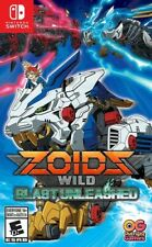 Zoids Wild: Blast Unleashed for Nintendo Switch [New Video Game]