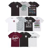 Zoo York - Mens T-Shirt - Skate Street Fashion Wear - Choice of designs