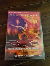 Xxx Widescreen Special Edition (Dvd, 2002) Vin Diesel New & Sealed