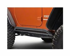 Smittybilt XRC Armor Durable Rock Sliders 2007-2017 2dr Jeep Wrangler JK 76890