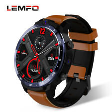 LEMFO LEM12 1.6 Inch Dual Camera LTE 4G Men Smart Watch Android 7.1 3GB 32GB