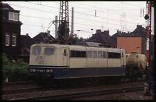 35mm slide+© DB Deutsche Bundesbahn 151 088-2 Gelsenkirchen West-Germany 1983ori
