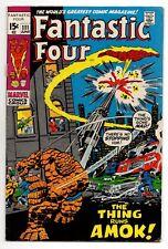 Fantastic Four Vol 1 No 111 Jun 1971 (FN-) (5.5) Marvel, Bronze Age