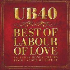 Ub40 - Meilleur des Labour Of Love Nouveau CD