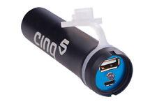 NUOVO! CINQ 5 Smart Power Pack/Buffer per la spina Bicicletta Dinamo-Tour Trek