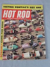 Hod Rod Magazine Midget Kid Car Special Feb 1958