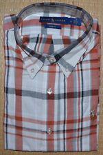 Ralph Lauren Casual shirt Slim Fit Checked Oxford Shirt M,L,XXL