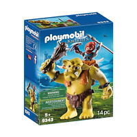 New Factory Sealed Playmobil #9344 Dwarf King and Guards