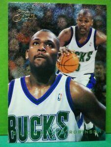 Glenn Robinson regular card 1995-96 Fleer Flair #77