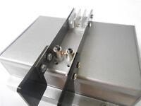 CW Morse code Keys Telegraph Automatic Paddle Keyer for Radio ham P01 New