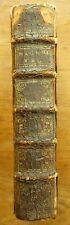 1664 Niccolo MACHIAVELLI French translation LE PRINCE + L'ART de la GUERRE