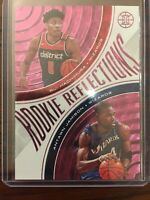 2019-20 Panini Illusions Rui Hachimura PINK /25 Rookie Reflections RARE RC