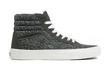 Vans Sk8 Hi Reissue Liberty Tonal Paisley/Grey Men's Skate Shoes Size 11.5