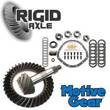 "GM 8.875"" 12 Bolt Truck 3.73 Motive Ring Pinion Gear Set w/ Master Bearing Kit"
