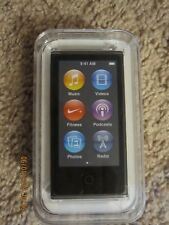 NEW Authentic Apple iPod nano 16GB Space Gray 7th Generation MKN52/LLA Sealed