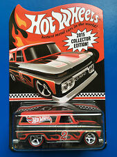 2015 Hot Wheels TOYS R US Collectors Edition 1964 GMC Panel van - mint on card!