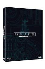 Rogue One: A Star Wars Story (2017, Blu-ray) Combo Steelbook w/ PET Slip Case
